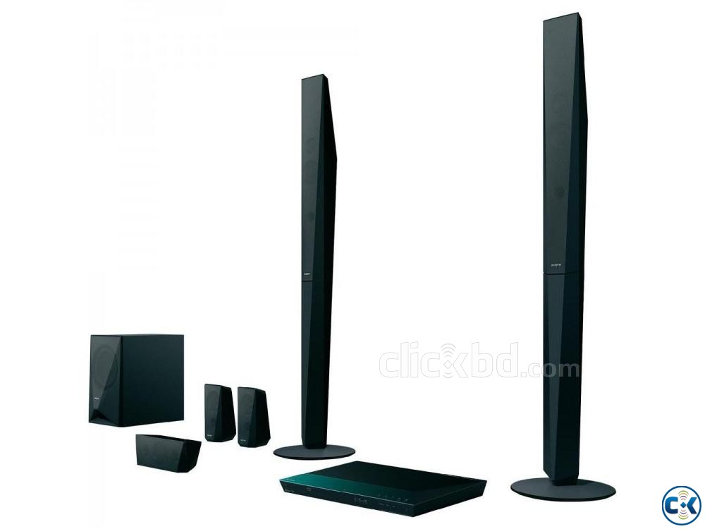 Sony BDV-E4100 Home Theatre Black 5.1 Channel  | ClickBD large image 0