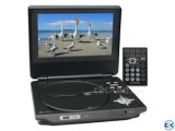 Axion 7 LMD-5708 Widescreen Portable DVD Player