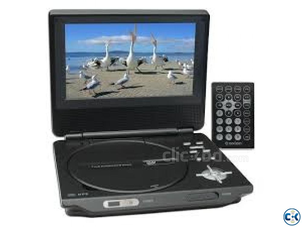 Axion 7 LMD-5708 Widescreen Portable DVD Player | ClickBD large image 0