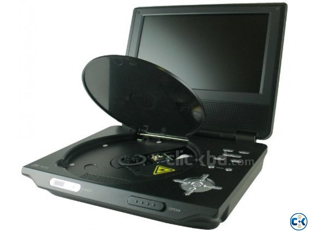 Axion 7 LMD-5708 Widescreen Portable DVD Player | ClickBD large image 2