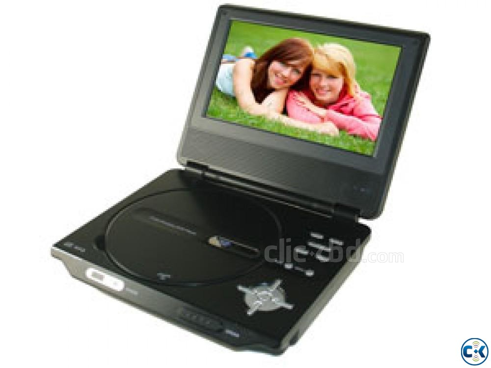 Axion 7 LMD-5708 Widescreen Portable DVD Player | ClickBD large image 3