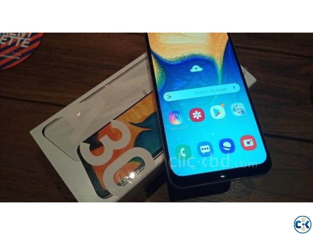 Samsung Galaxy A30 4 64 | ClickBD large image 0