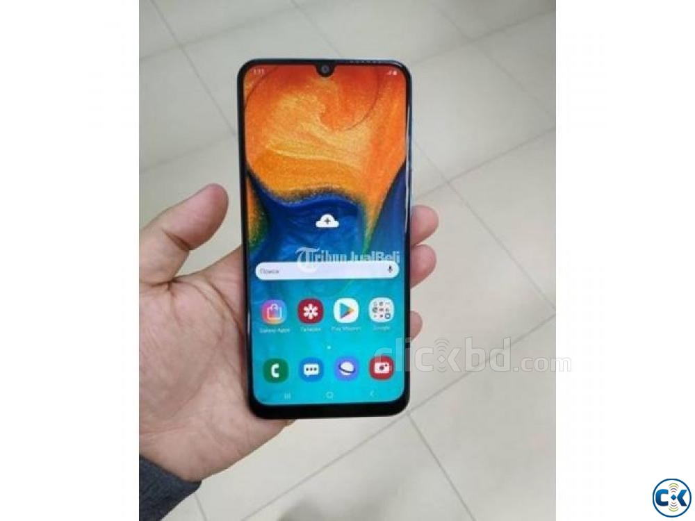 Samsung Galaxy A30 4 64 | ClickBD large image 1