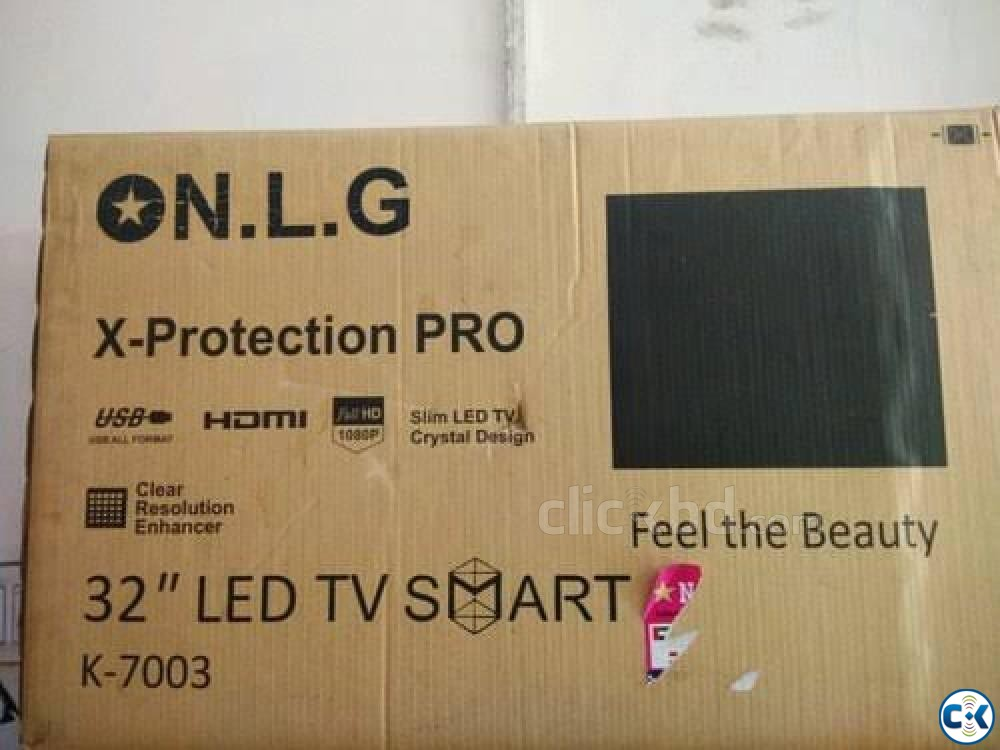 X protection 32 inch Smart TV | ClickBD large image 0