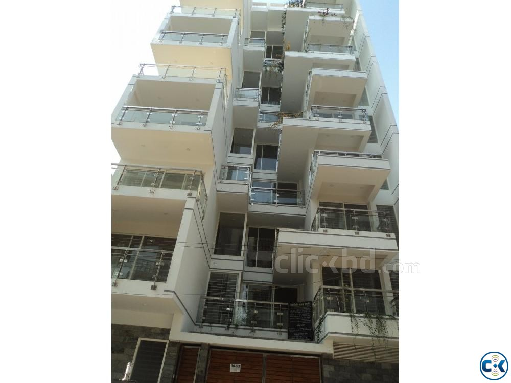 2200sft Beautiful Apartment For Rent Banani | ClickBD large image 0
