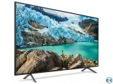 New Samsung RU7100 43 inch HDR 4K UHD Smart LED TV.