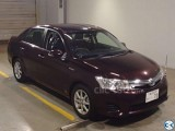Toyota Axio G Hybrid 2014 Model Wine Red Color