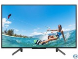 SONY BRAVIAW 43W660G HDR SMART TV