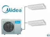 Air Conditioner MIDEA 4.0 Ton Celling/Cassette Type ac