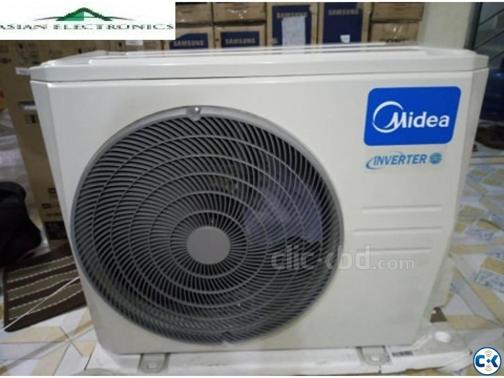 MIDEA Inverter AC Hot Cool 2 Ton MSM-24HRI | ClickBD large image 1
