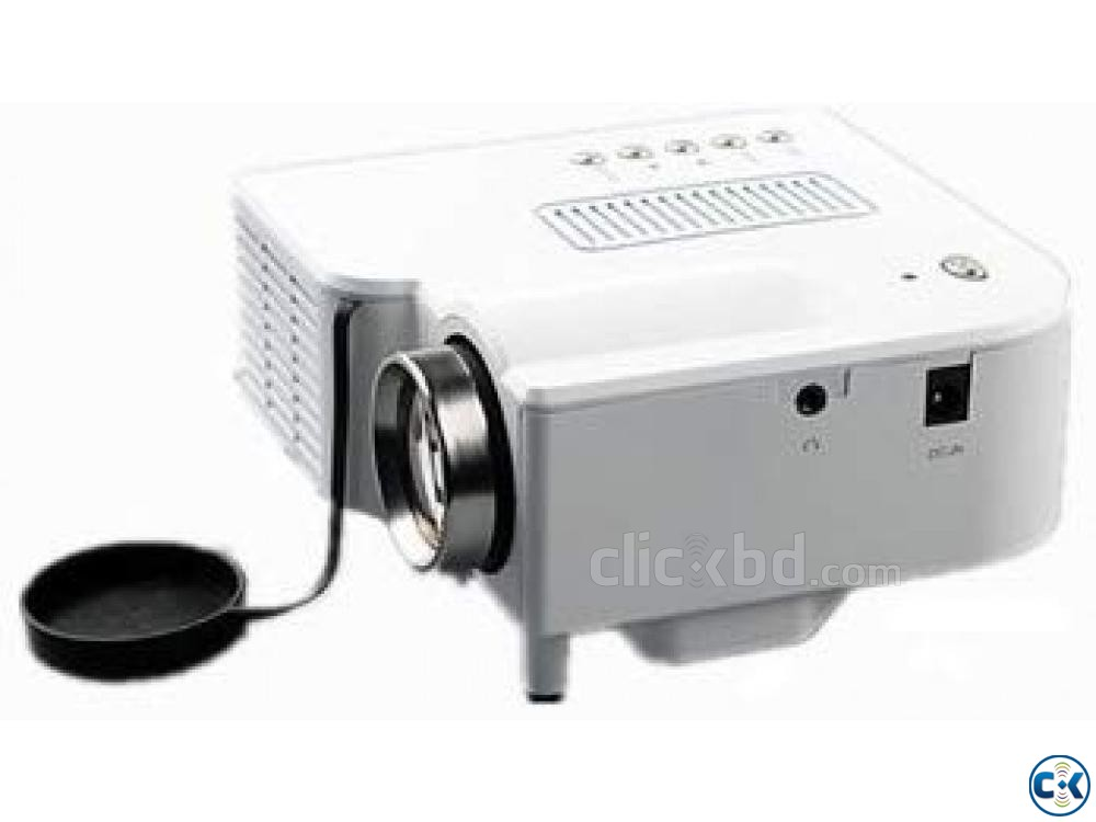 Projector Portable Lowest Price New 1080p | ClickBD large image 0