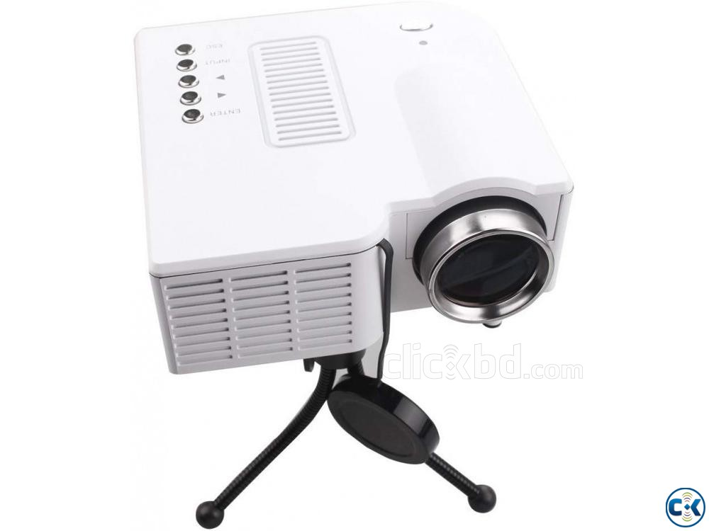 Projector Portable Lowest Price New 1080p | ClickBD large image 1