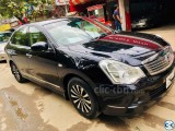 NISSAN BLUEBIRD SYLPHY BLACK 2009 OCTANE DRIVEN
