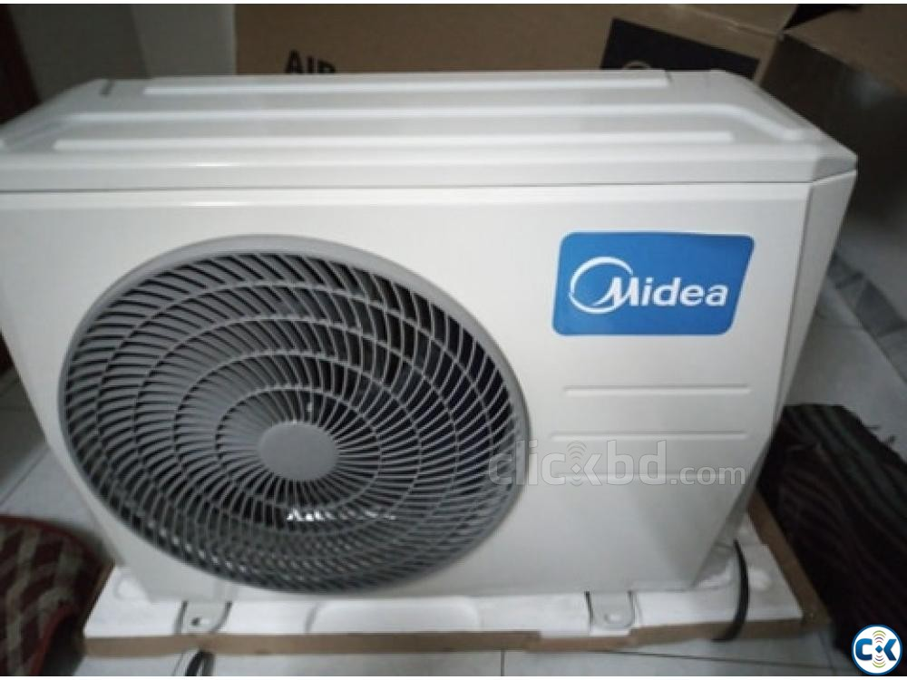 Midea Wall Mounted AC 2.5 Ton 30000 BTUBest Ever | ClickBD large image 0