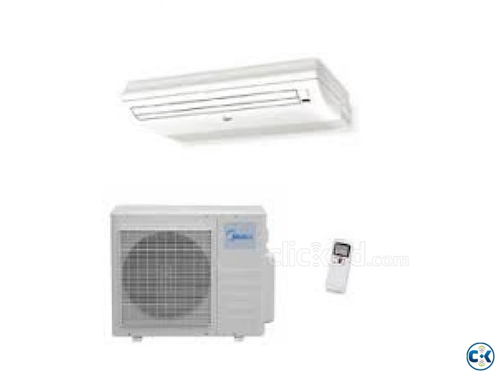 Midea 3.0 Ton Cassette Type air conditioner Best Ever ac | ClickBD large image 2