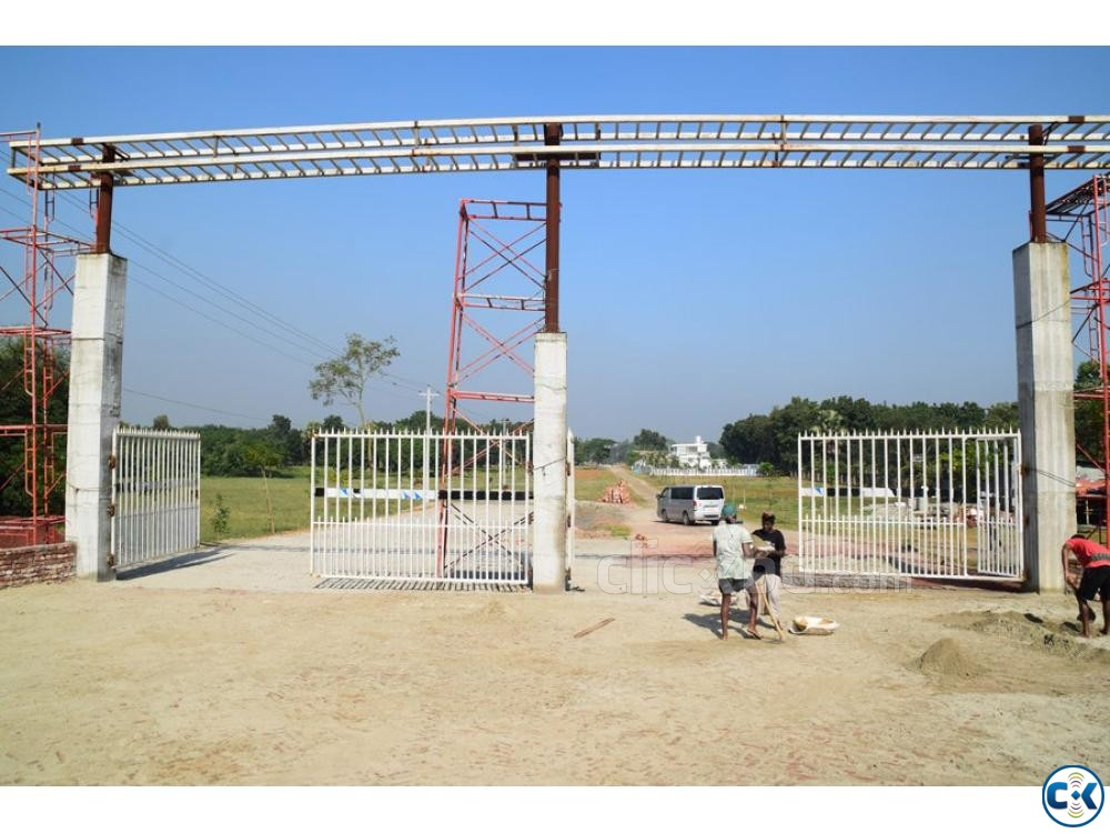 plot at purbachal navana highland | ClickBD large image 0