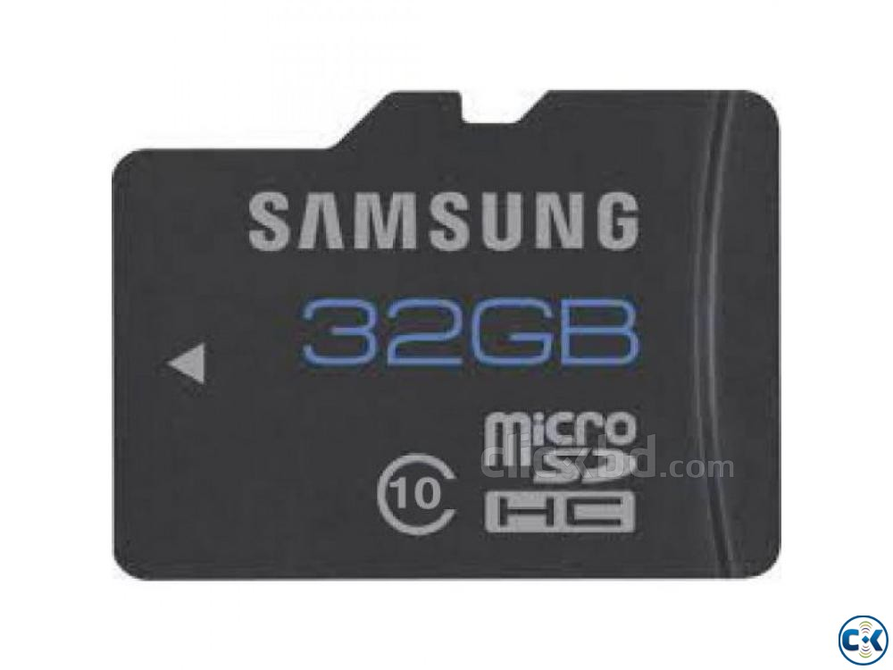 Brand New Memory Card - 32 GB | ClickBD large image 0