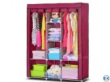 Royaldeals HCX-88130 Cotton Collapsible Wardrobe