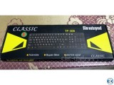 Classic keyboard PS2 port