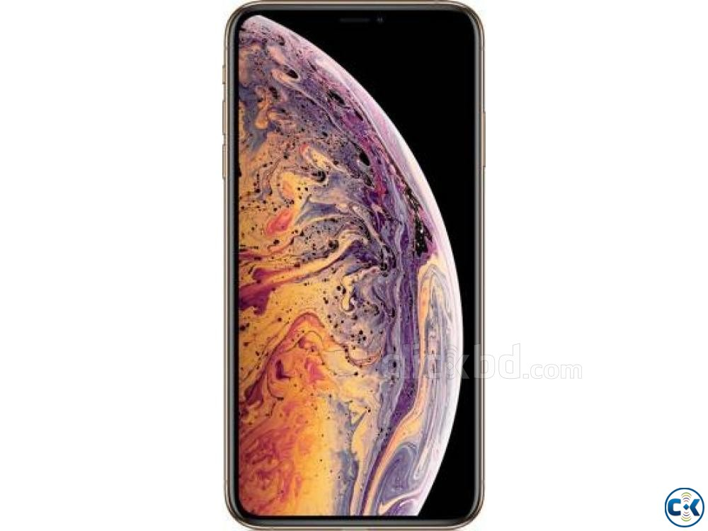 Apple iPhone XS Max Gold 256 GB  | ClickBD large image 0