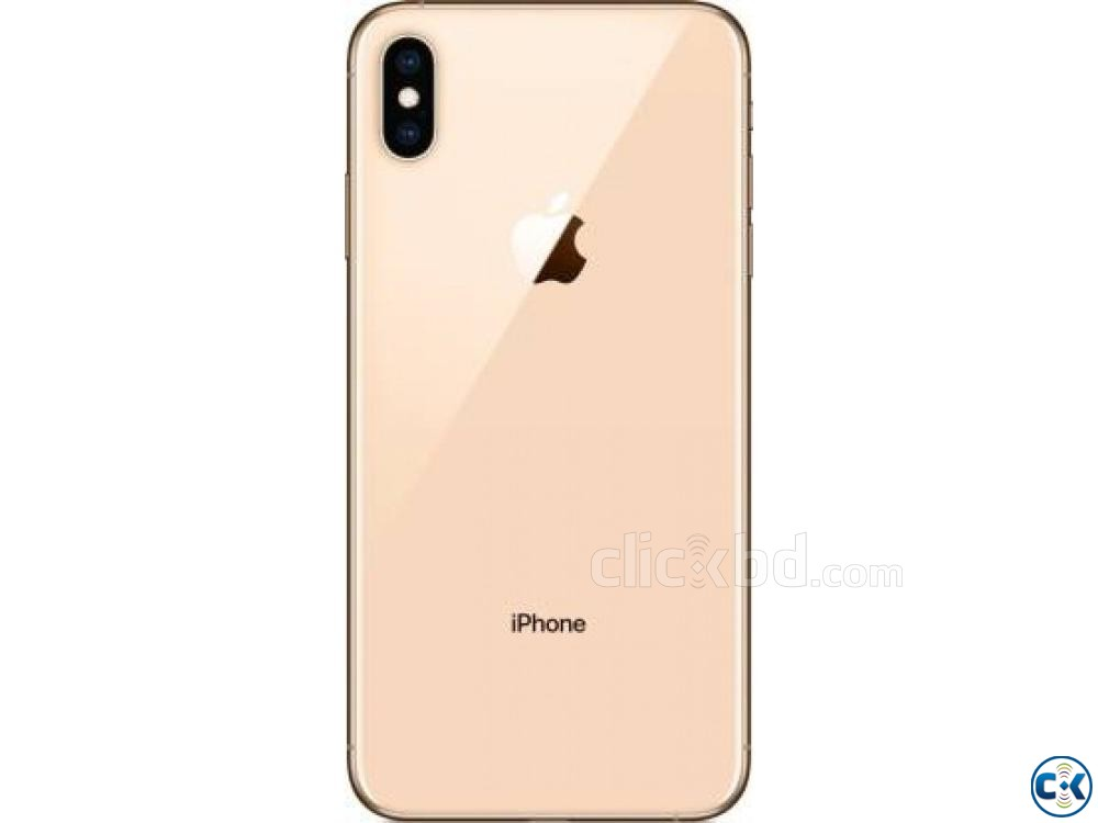 Apple iPhone XS Max Gold 256 GB  | ClickBD large image 1