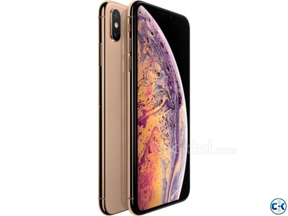 Apple iPhone XS Max Gold 256 GB  | ClickBD large image 3