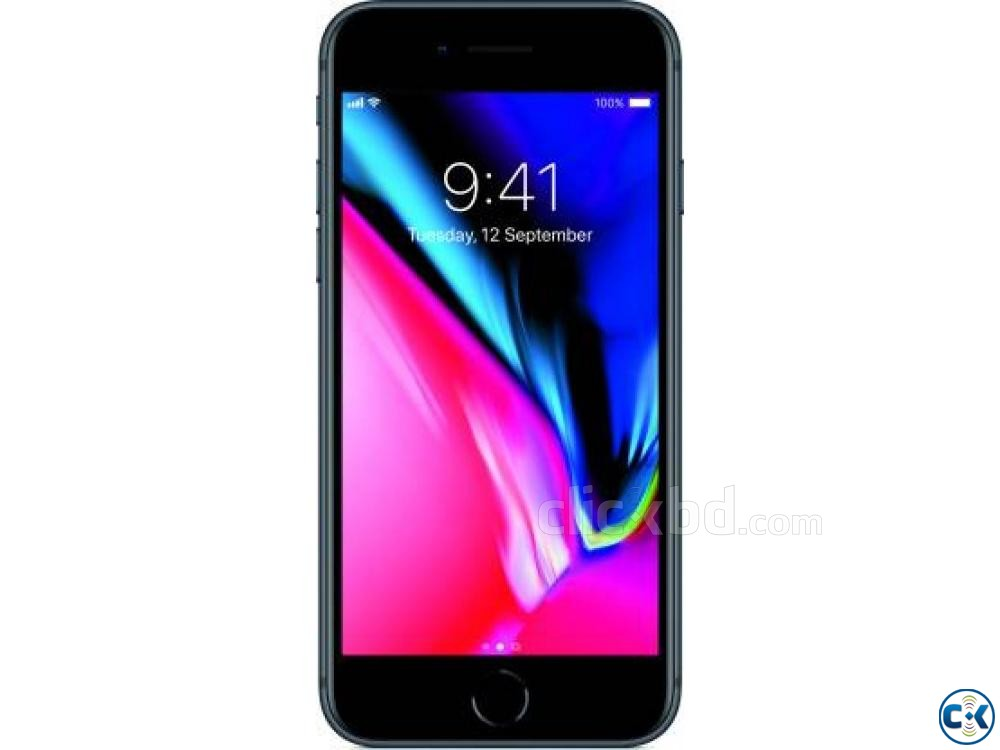 Apple iPhone 8 Space Grey 64 GB  | ClickBD large image 0