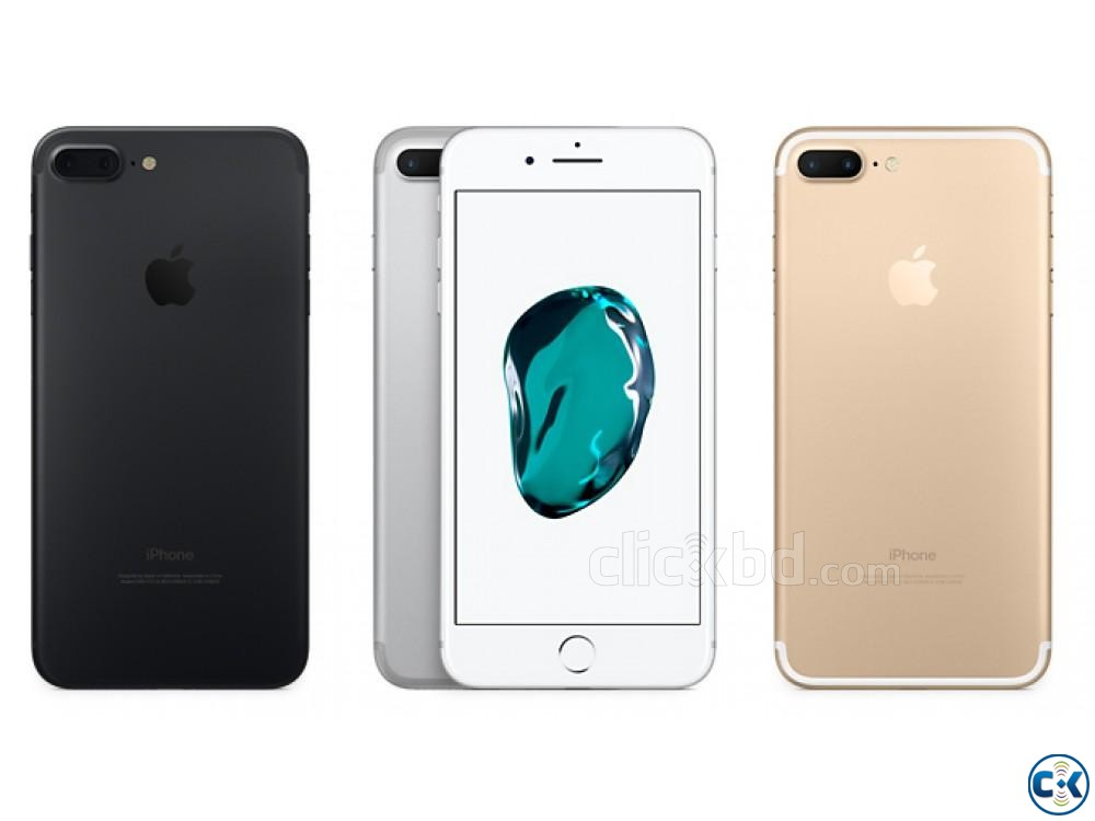 Brand New Condition Apple iphone 7 Plus 32GB 3 Yr Warrty | ClickBD large image 1