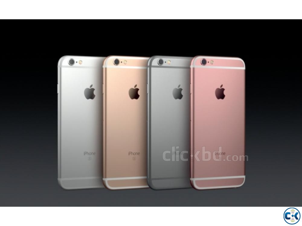 Fresh Apple iphone 6s 64GB 3 Yrs Warranty | ClickBD large image 0