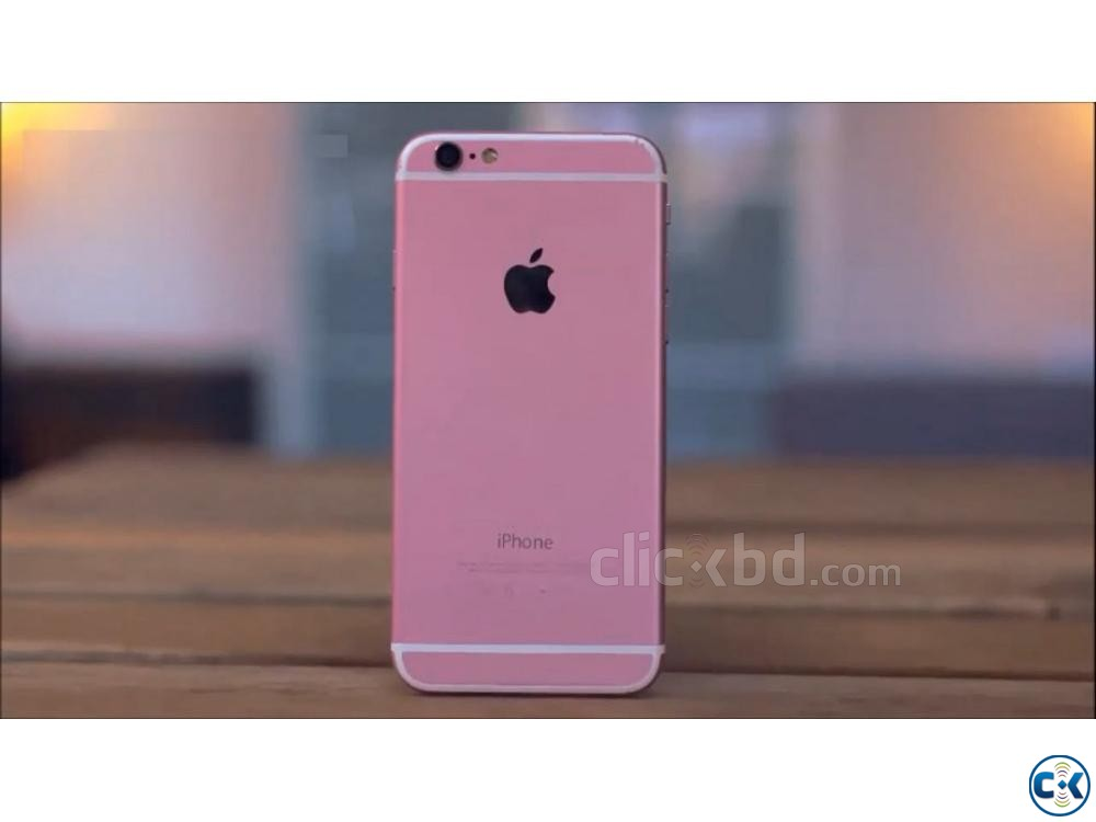 Fresh Apple iphone 6s 64GB 3 Yrs Warranty | ClickBD large image 1
