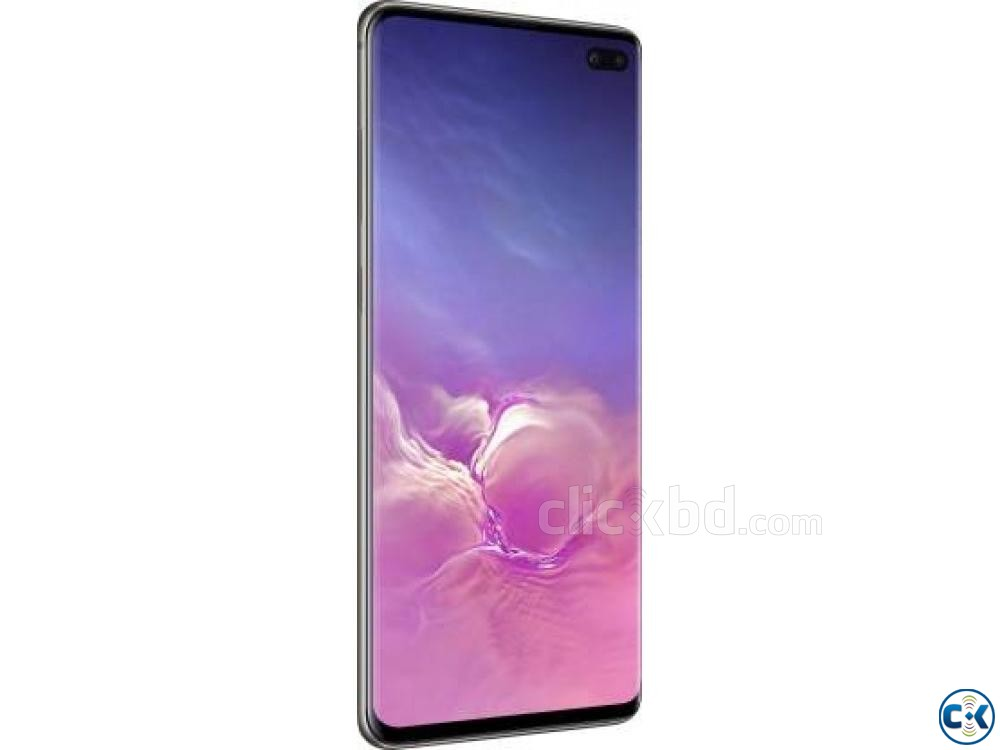 Samsung Galaxy S10 Plus Ceramic Black 128 GB 8 GB RAM  | ClickBD large image 4