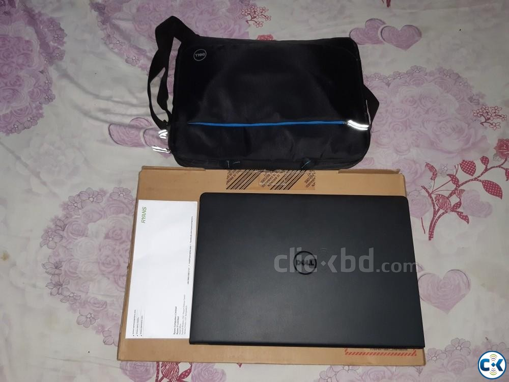 Dell i3 7th Gne laptop with warranty 15mnt IDB Ryans | ClickBD large image 0
