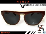 Gentle Monster Slash Wayfarer Sunglass 1