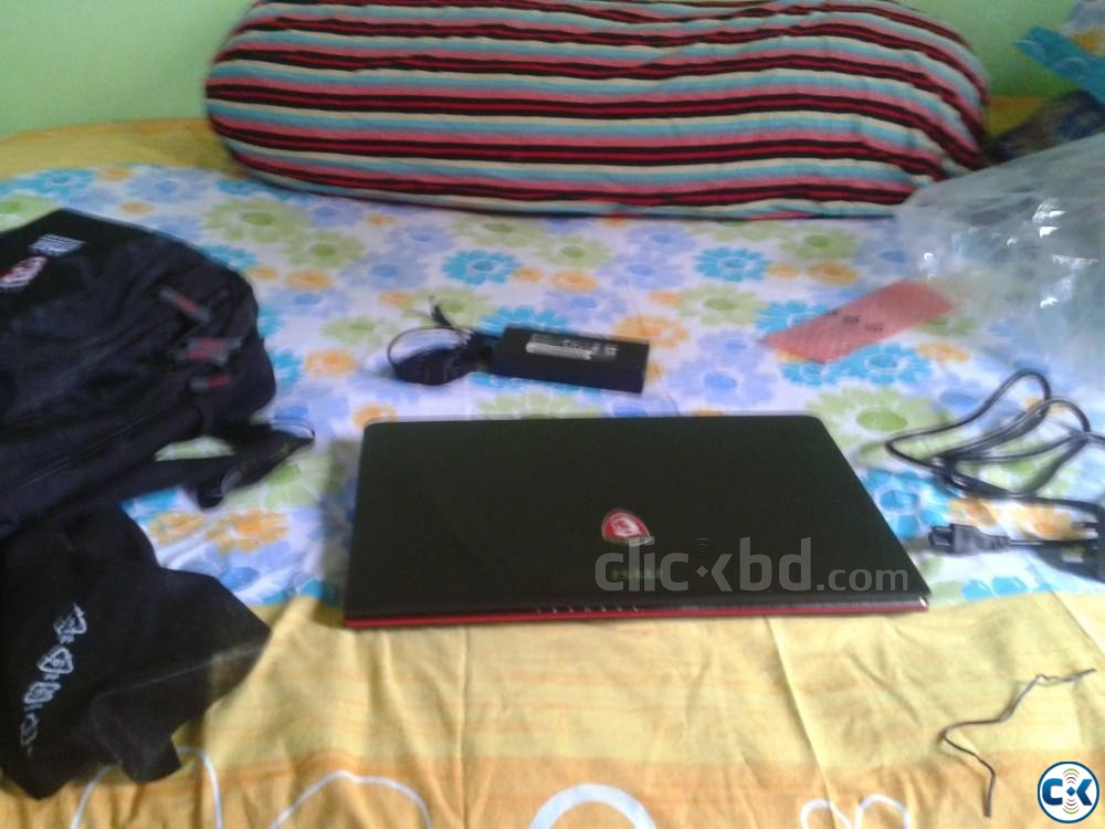 MSI GE60 2PE Apache Pro Gaming Laptop  | ClickBD large image 1