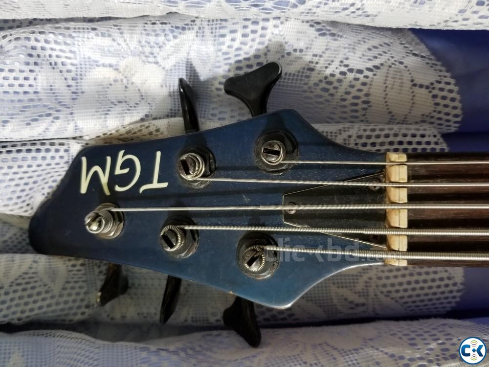 BASS -5 STRING TGM BASS GUITAR URGENT SELL  | ClickBD large image 1