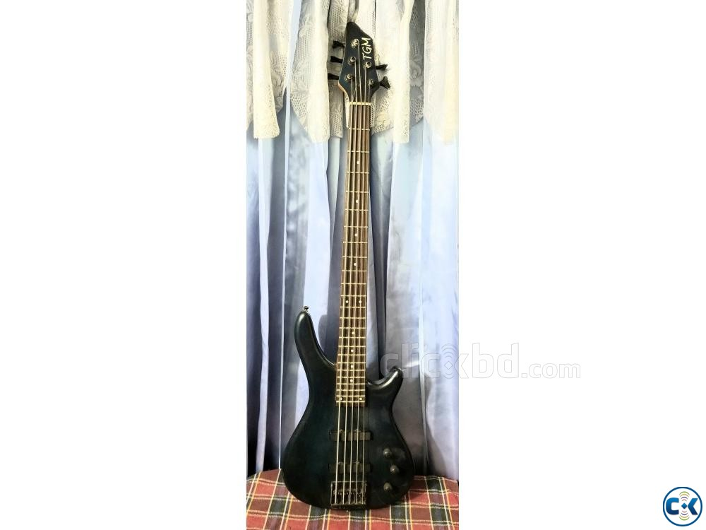 BASS -5 STRING TGM BASS GUITAR URGENT SELL  | ClickBD large image 3