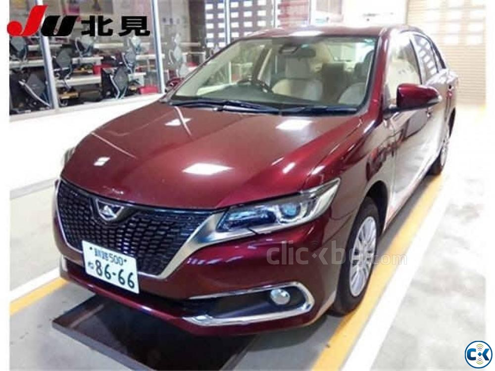 Toyota Allion G Plus Package | ClickBD large image 0