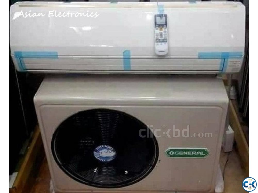 O General Admiral Compressor Split Air Conditioner 1.5 ton | ClickBD large image 0