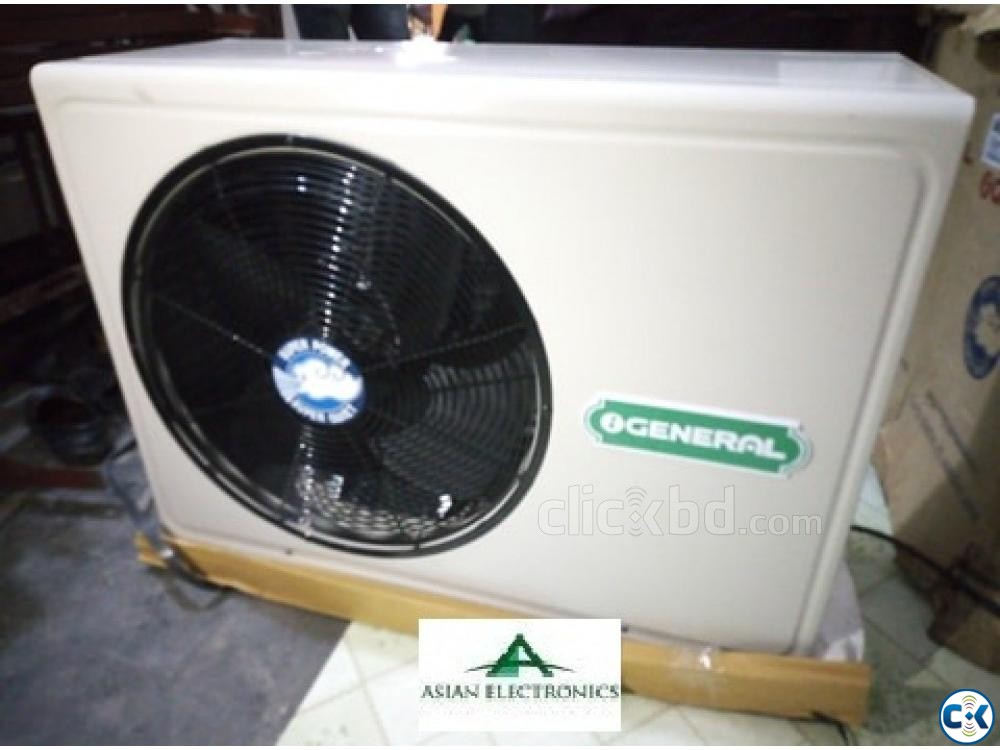 O General Admiral Compressor Split Air Conditioner 1.5 ton | ClickBD large image 1