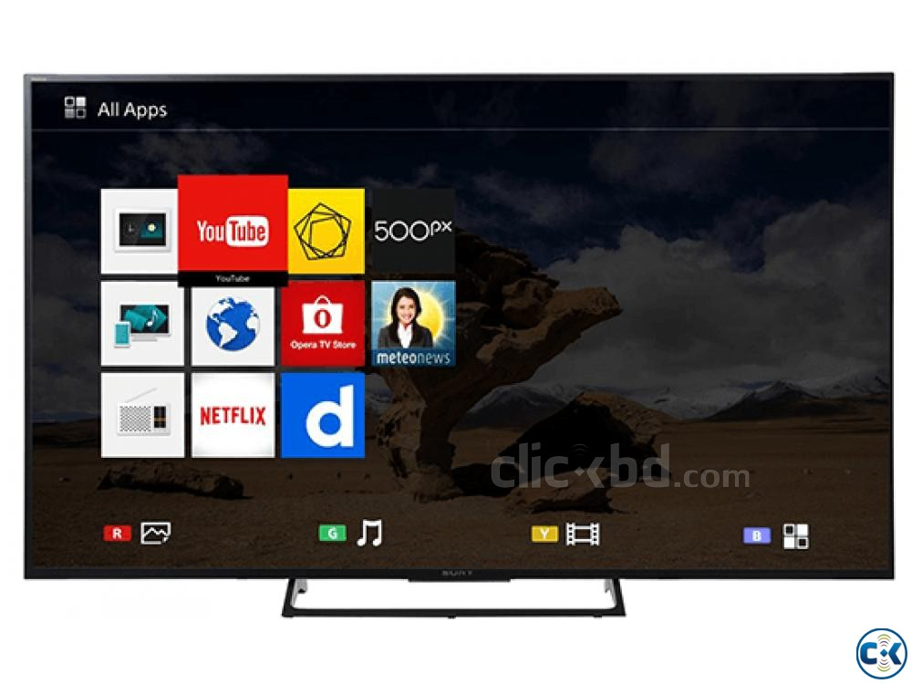 65X7000E UHD HDR SMART SONY BRAVIA | ClickBD large image 4