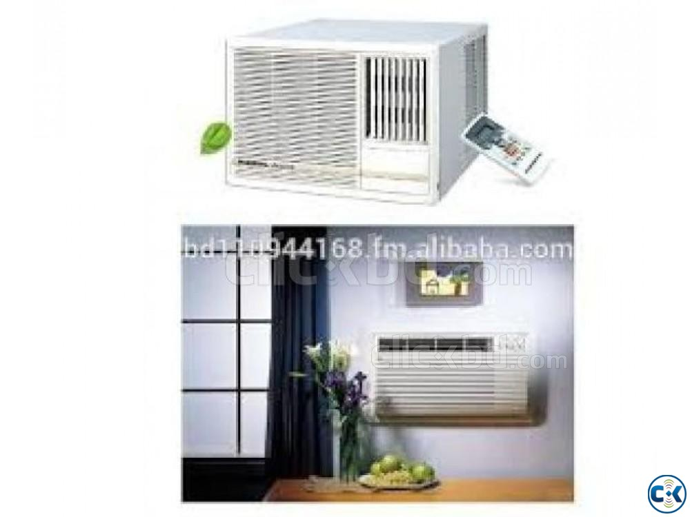 O General ac Window type 1.5 ton air condition Fujitsu Japan | ClickBD large image 1