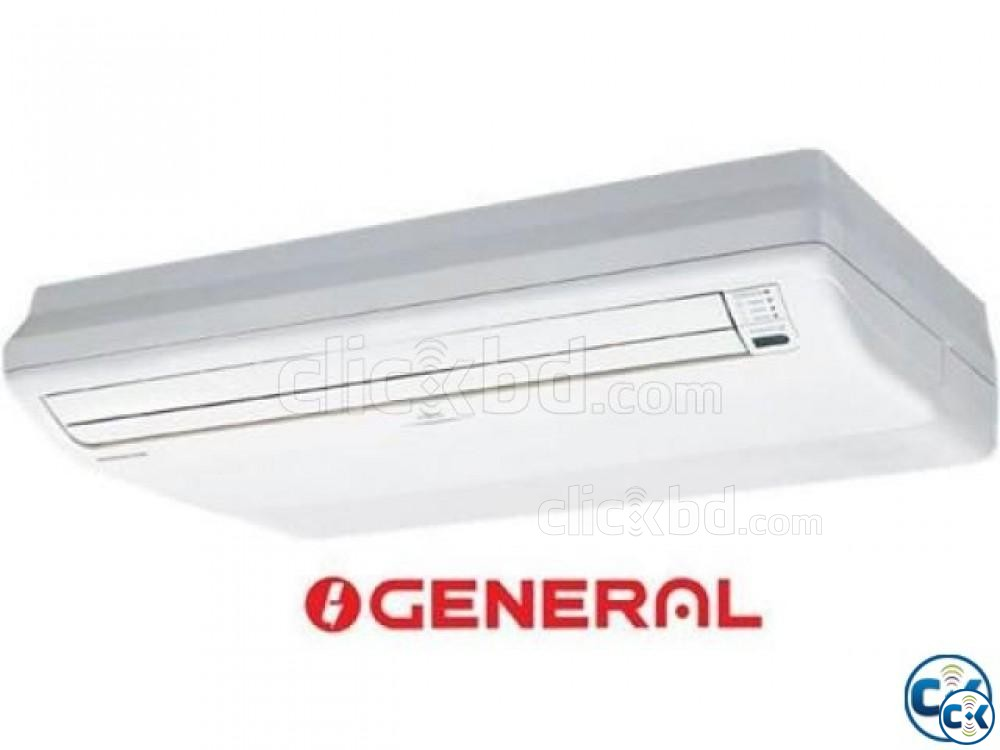 O General 3.0 TON Cassette Celling Type AC | ClickBD large image 1