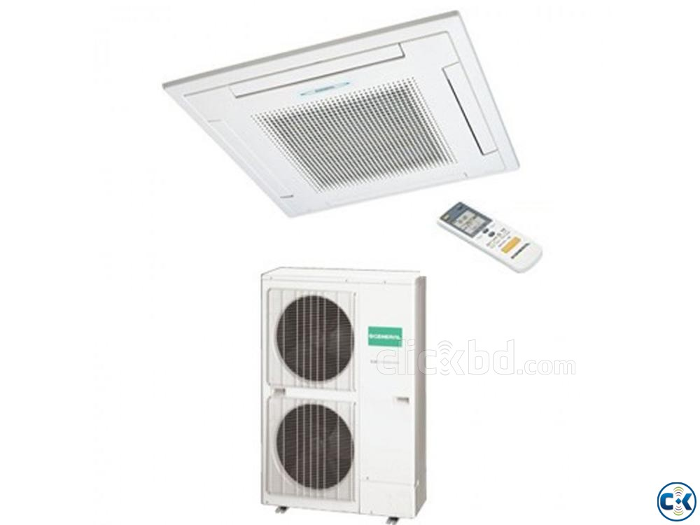 O General 3.0 TON Cassette Celling Type AC | ClickBD large image 2