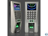 F18 Fingerprint Access Controller by ZKTeco Time Attendance