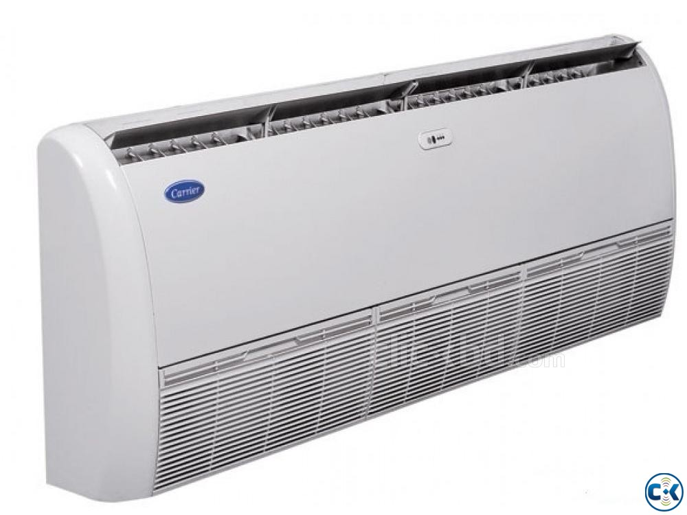 4.5 Ton Carrier AC Ceiling Cassette Type Air Condition | ClickBD large image 1