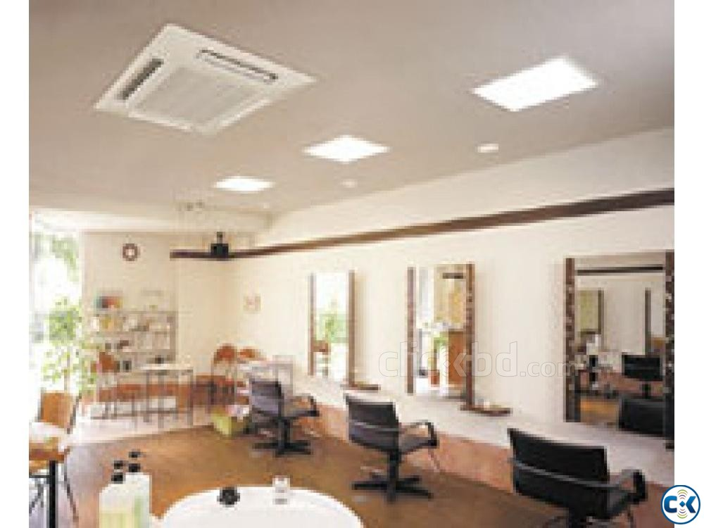 Carrier AC 3 Ton Ceiling Cassette Type Air Condition | ClickBD large image 2