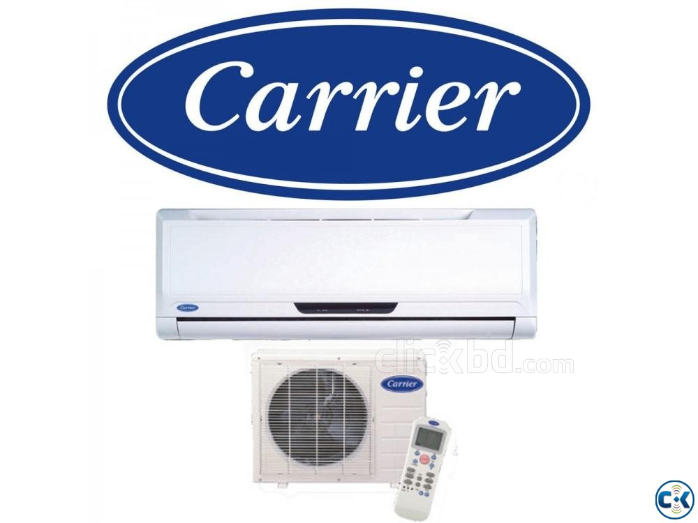 Carrier AC 2.5 Ton Split Type Air Condition | ClickBD large image 0