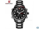 MJ NaviForce 9093 Black