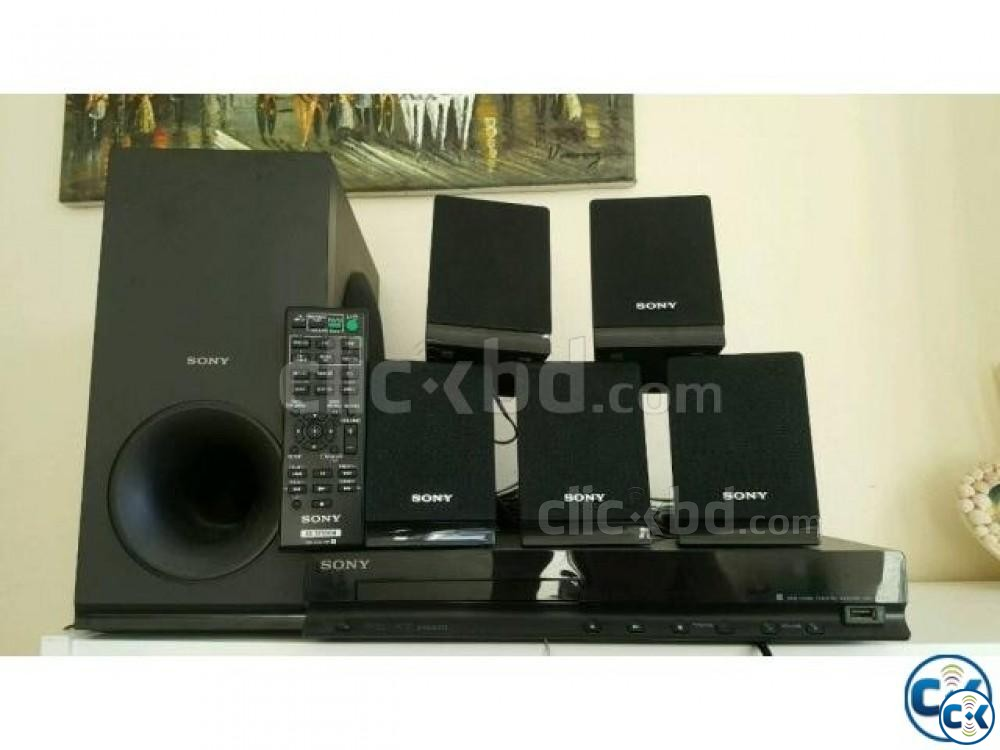 SONY HOME THEATER SYSTEM MODEL TZ140 | ClickBD large image 1