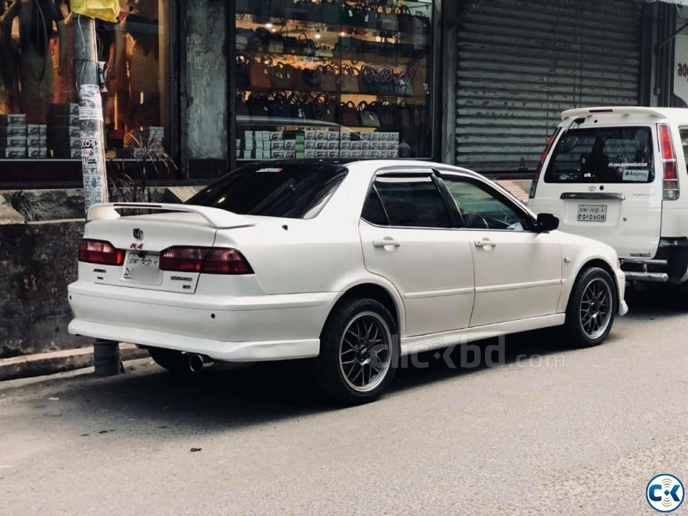 Honda Accord With SiR 2.0L F20B DOHC Vtec Engine | ClickBD large image 1